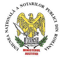 Irina Daniilescu si Alexandru Sulea - Societate Profesionala Notariala Bucuresti Logo