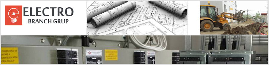 ELECTRO BRANCH GRUP Bransamente electrice, instalatii electrice Bucuresti si Ilfov Logo