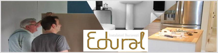 Edural Instal executie instalatii Bucuresti Logo