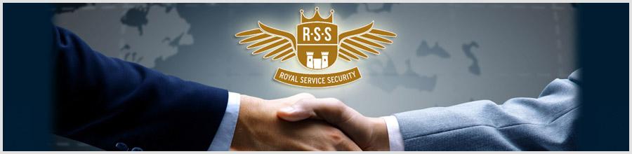Royal Service Security Logo