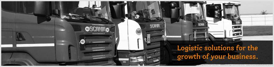 Transgor Logistik logistica si transport rutier Iasi Logo