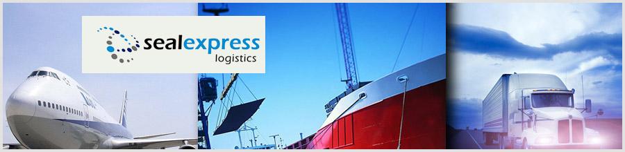 SEAL Express Logistics furnizor premium de servicii logistice integrate Bucuresti Logo