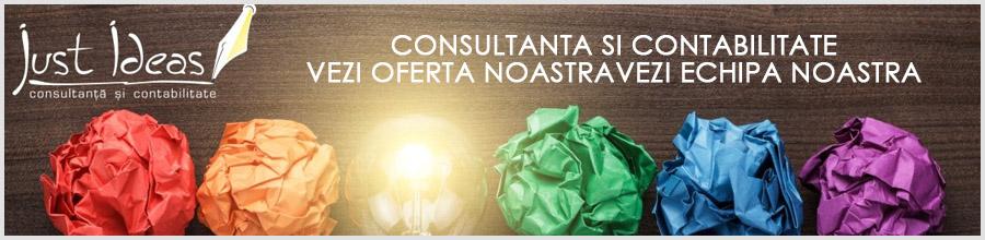 Just Ideas - consultanta, contabilitate Bucuresti Logo