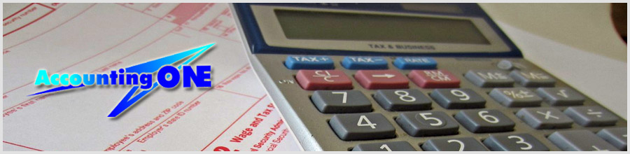 Accounting One Brasov Contabilitate firme Brasov. Cabinet insolventa firme Logo