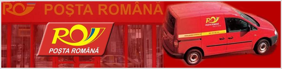 BUCURESTI - OFICIUL POSTAL 8 Logo