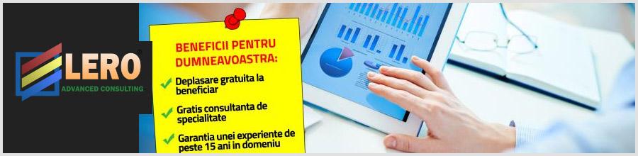 LERO ADVANCED CONSULTING evaluare, consultanta, asistenta in afaceri Bucuresti, Craiova Logo