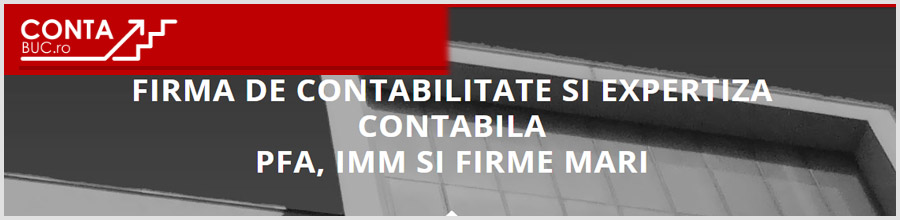 Contabuc Firma de Contabilitate si Expertiza Contabila Bucuresti Logo