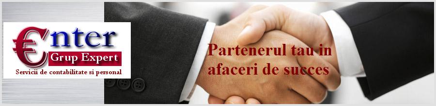 Enter Grup Expert - Servicii de contabilitate si resurse umane in Iasi Logo