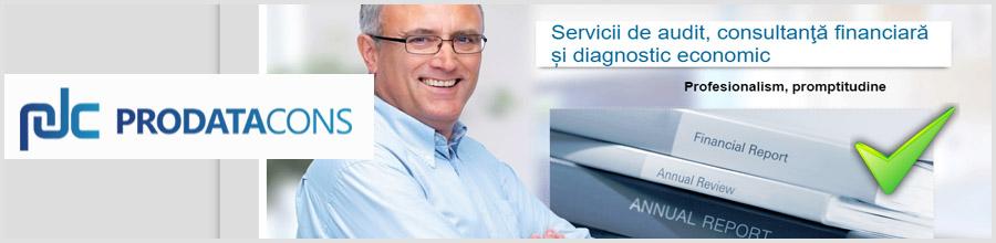 PRODATACONS contabilitate Baia Mare Logo