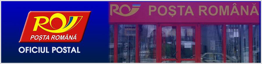 OFICIUL POSTAL OTOPENI Logo