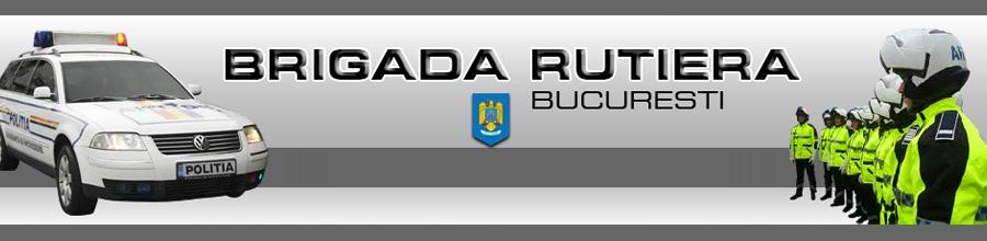 BRIGADA DE POLITIE RUTIERA BUCURESTI Logo