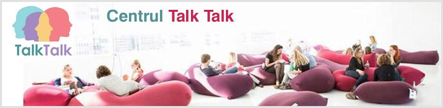 Centrul Talk Talk Logo