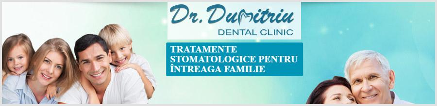 Dr. Dumitriu Dental Clinic Buftea Logo