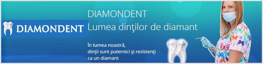 Cabinet stomatologic DIAMONDENT Logo
