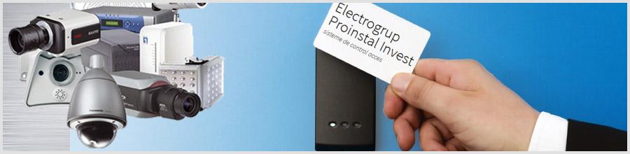 Electrogrup Proinstal Invest - Interfoane, Sisteme control acces Bucuresti Logo