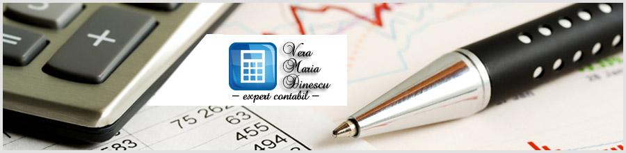 Cabinet Expert contabil Bucuresti, Targoviste - VERA MARIA DINESCU Logo