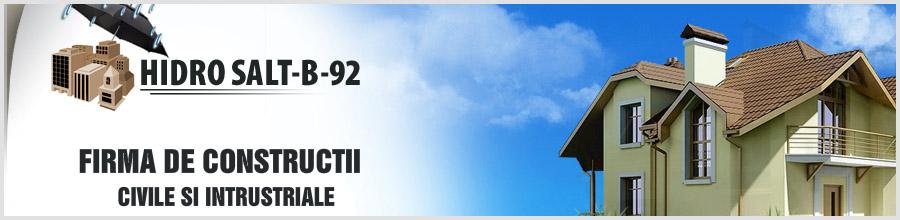 HIDRO-SALT B92 Logo