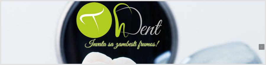 Clinica Stomatologica T-Dent Logo
