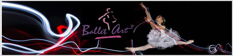 Academia de dans BALLET ART Logo