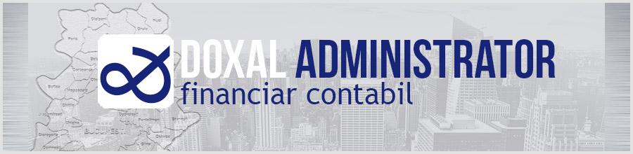 DOXAL administrare imobile Bucuresti Logo