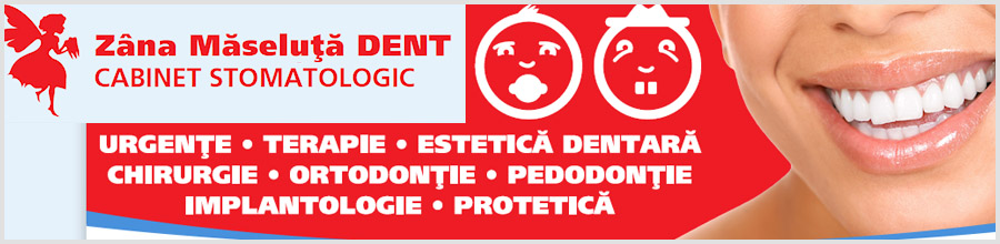 Zana Maseluta Dent-cabinet stomatologie-Bucuresti Logo