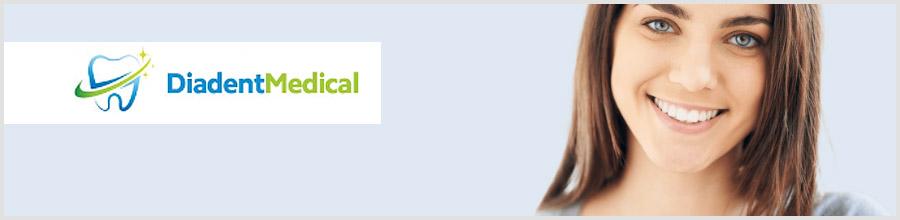 Diadent Medical Unirii cabinet stomatologic sector 3 Logo