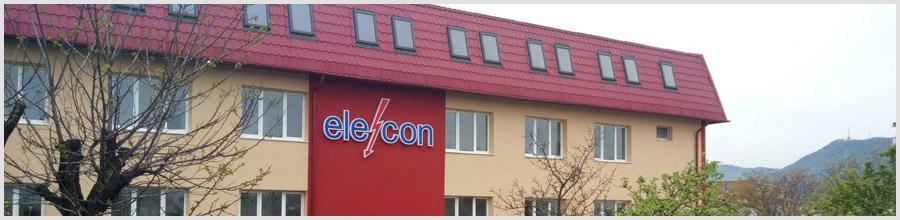 Electroconstructia Elecon, Proiectare si executare de instalatii electrice - Brasov Logo