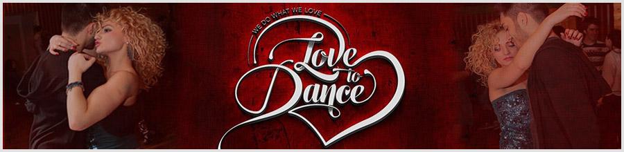 Scoala de dans Love to Dance Bucuresti Logo