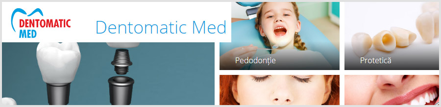 Clinica stomatologica DENTOMATIC MED sector 1 Logo