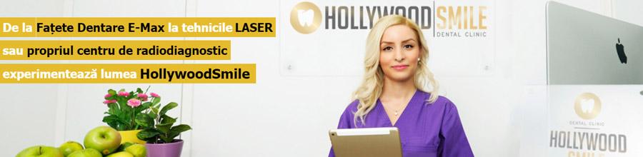 Hollywood Smile Dental Clinic-stomatologie Bucuresti Logo