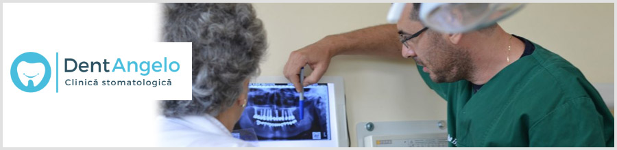 Clinica stomatologica DentAngelo Chiajna Logo