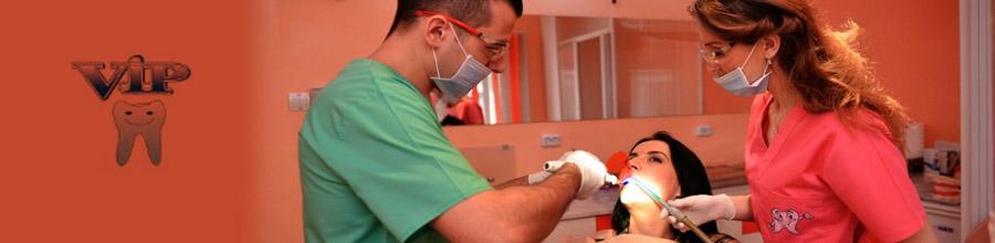 Dr. Victor Purea-cabinet stomatologic-Timisoara Logo