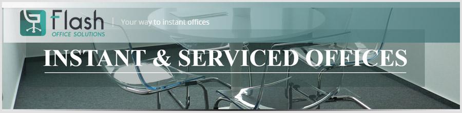 Flash Office Solutions - Agentie imobiliara Bucuresti Logo