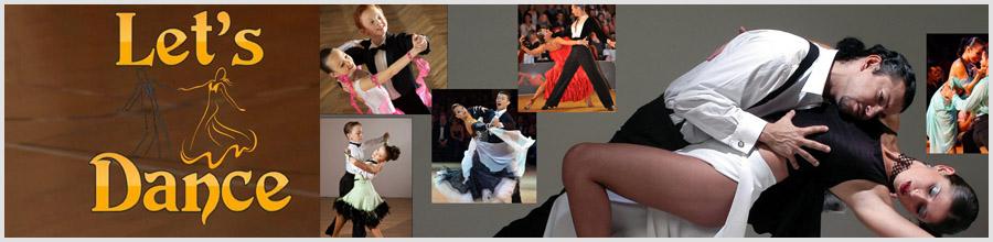 Let's Dance - Scoala de dans, Bucuresti Logo