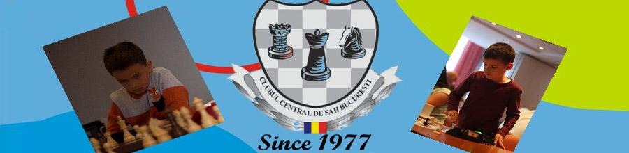 Clubul Central de Sah - Bucuresti Logo