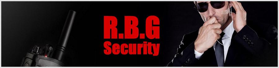 RBG SECURITY Logo