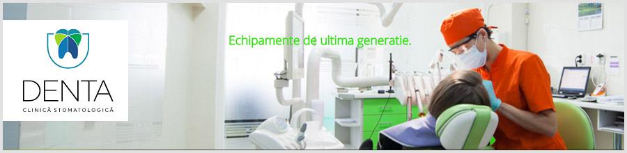Clinica Stomatologica DENTA Bacau Logo