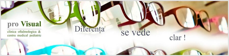Clinica Provisual - Oftalmologie & Pediatrie Logo