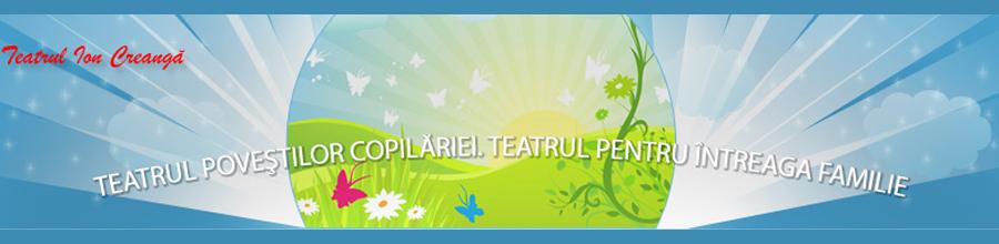 TEATRUL ION CREANGA Logo