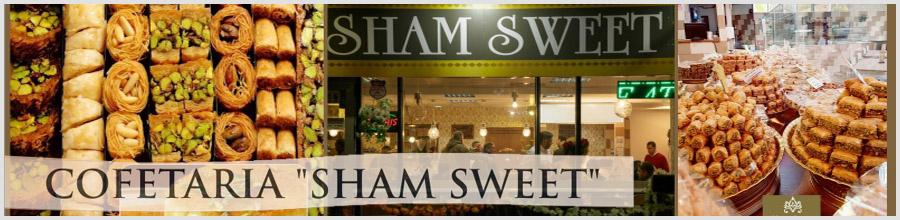 Cofetaria SHAM SWEET Logo