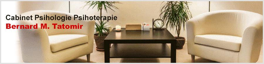 Cabinet Psihologie Psihoterapie Bernard M. Tatomir Logo