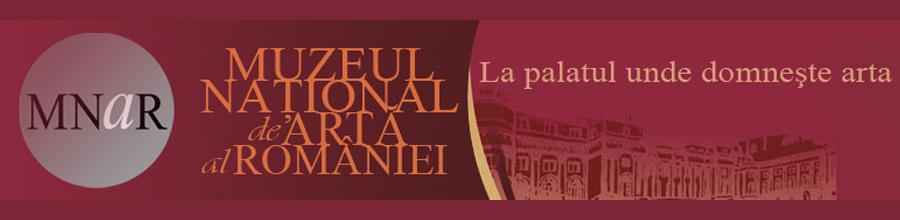 MUZEUL NATIONAL DE ARTA AL ROMANIEI Logo