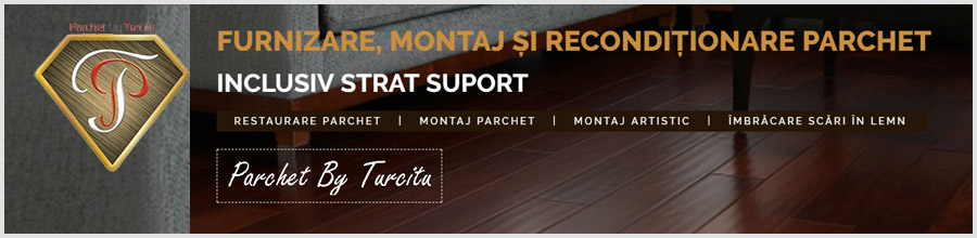PARCHET BY TURCITU Logo