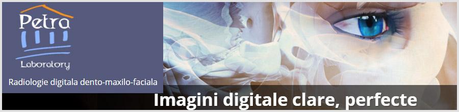 Petra Laboratory, Centru radiologie digitala stomatologica Bucuresti Logo