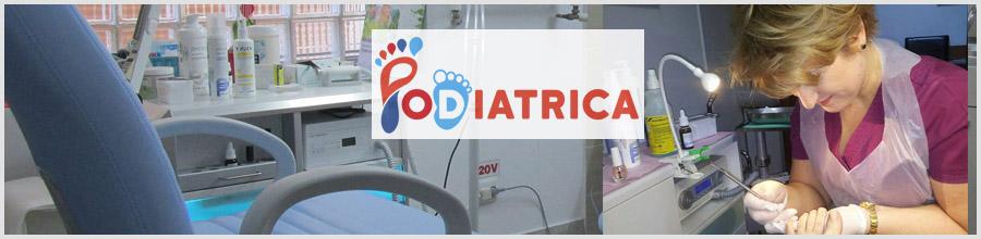 Cabinet Podiatrie Bucuresti Logo