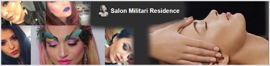 Salon Militari Residence Logo