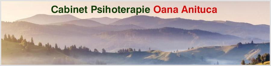 Oana Anituca, Cabinet Psihoterapie Bucuresti Logo