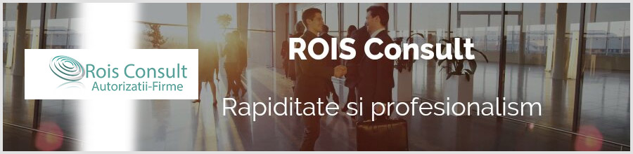 Rois Consult - Autorizatii, Avize si Licente Bucuresti Logo