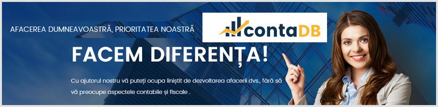ContaDB Logo