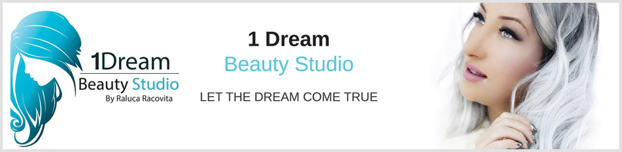 1Dream Beauty Studio by Raluca Racovita - Salon Coafura Bucuresti Logo